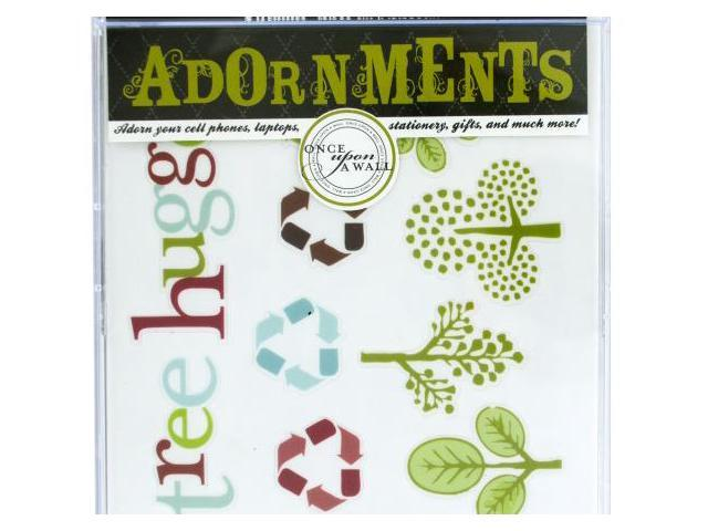 123-Wholesale: Set of 144 Nature Craft Adornment Stickers (Scrapbooking, Stickers)