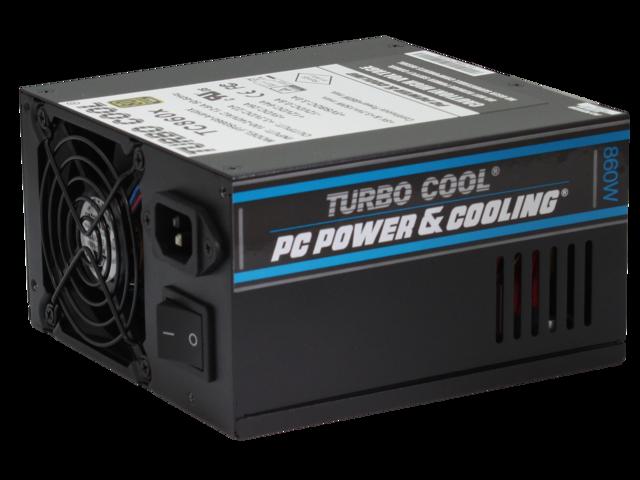 Pc Power Amp Cooling Turbo Cool Series 860 Watt 860w 80