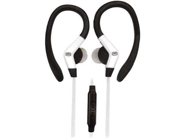 ECKO UNLIMITED EKU-OCT-BK Octane Sport Hook Earbuds with Microphone (Black)