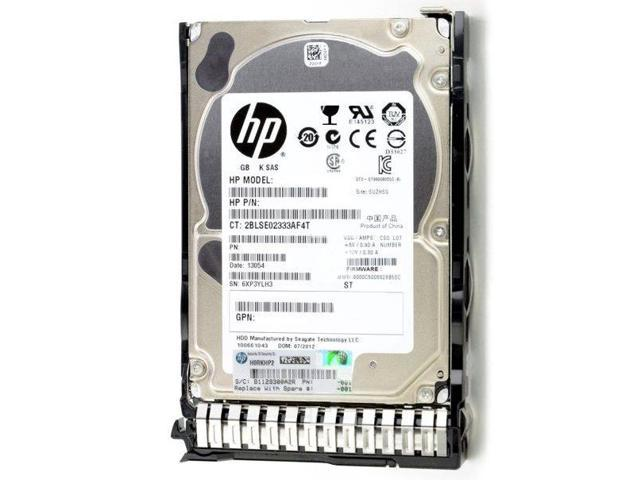 HP 785069-B21 10000 RPM Serial Attached SCSI (SAS) 2.5