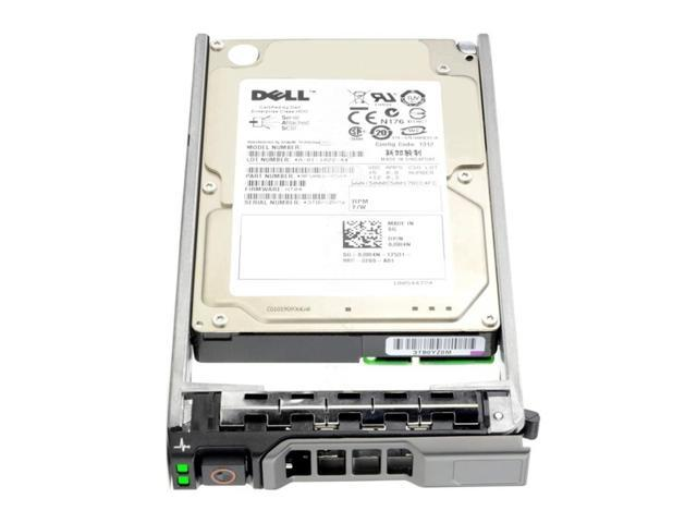 "DELL HARD DRIVE 300GB 3.5"" SAS 6GBPS 15K RPM HOT PLUG FOR MD300 Image"