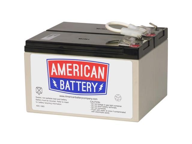 AMERICAN BATTERY RBC109 UPS REPLACEMENT BATTERY