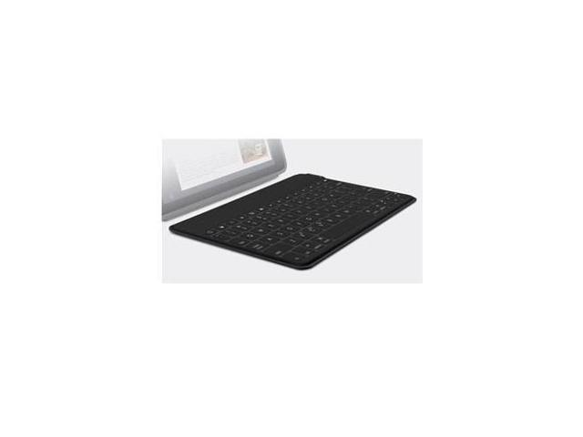 Logitech Keys to Go Port Portable Keyboard for Apple iPad Air 2 Black 920-006701
