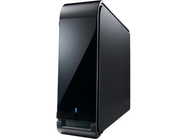 BUFFALO DriveStation Axis Velocity 4TB USB 3.0 External Hard Drive HD-LX4.0TU3 Black