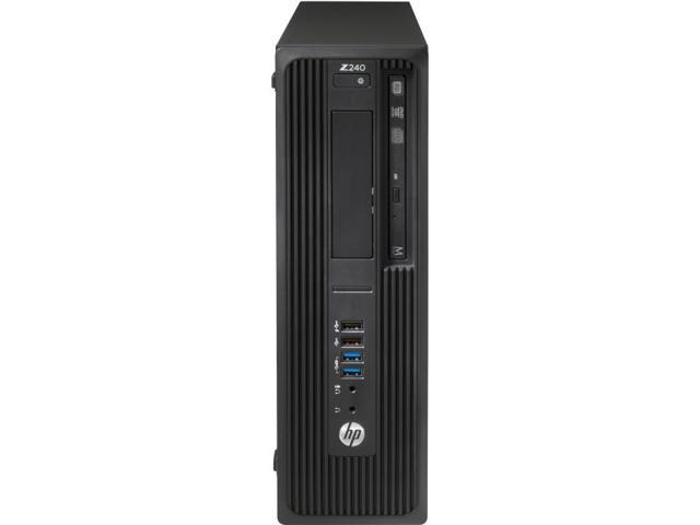 HP L9K22UT#ABA Smart Buy Z240 Wkstn Sff E3-1225V5 3.3G 8Gb 1Tb W7P 64Bit