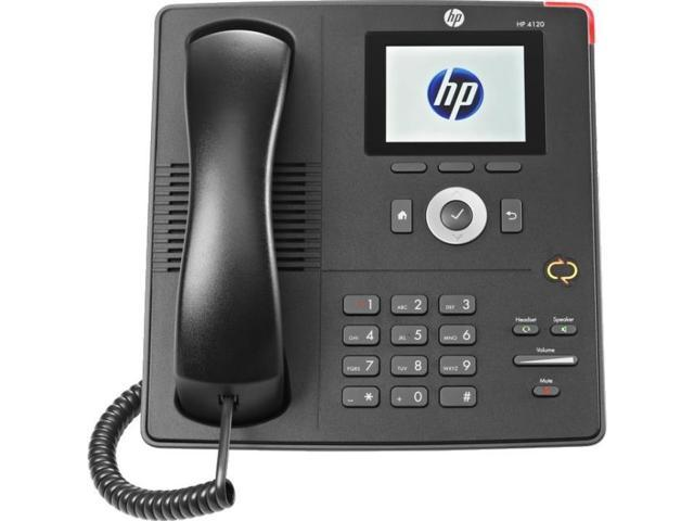 HPE - IP TELEPHONY J9766C 4120 IP PHONE