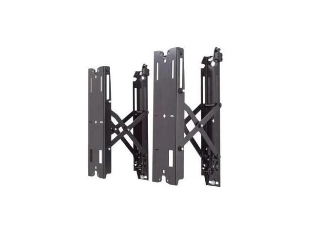Chief FCAV1U Fusion - Mounting Component (Pull-Out Wall Mount) For Lcd / Plasma Panel - Black - Screen Size: Up To 82 Inch