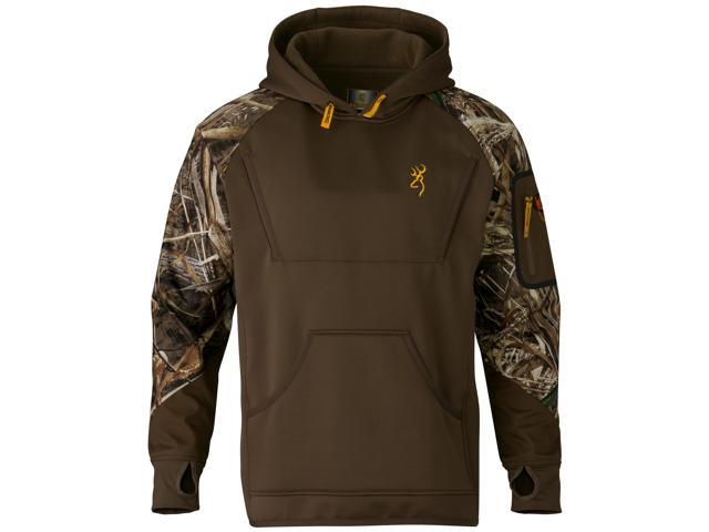 BROWNING 3016287603 BROWNING 3016287603 Hoodie Ww Timber Flc Rtm5,L