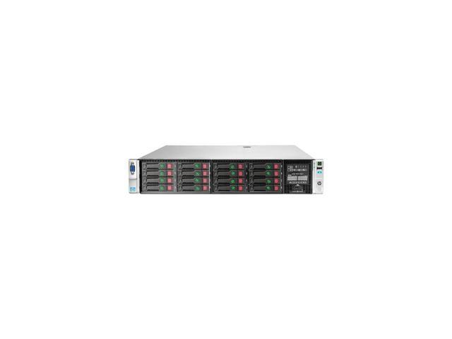HP ProLiant DL380p G8 642120R-001 2U Rack Server - Refurbished - 1 x Intel Xeon E5-2620 2GHz
