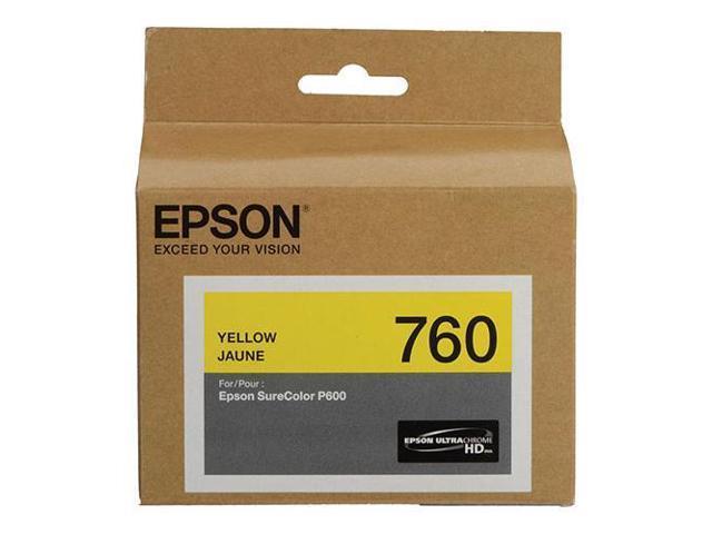 Epson America Printer - Ink Cartridges                                     Yellow