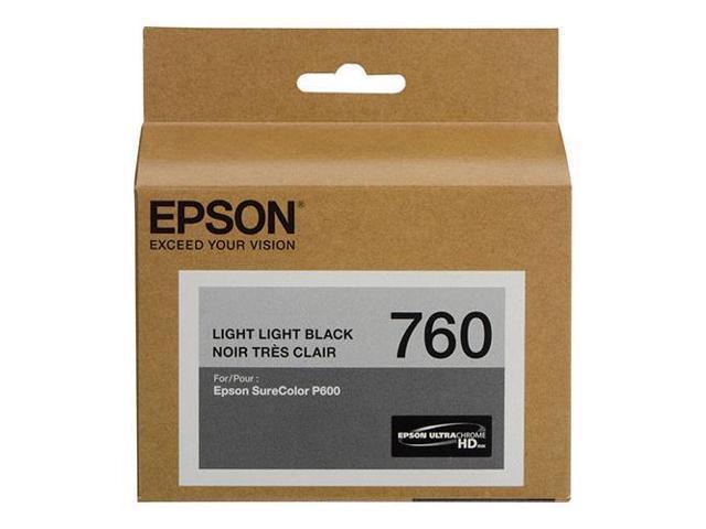 Epson America Printer - Ink Cartridges                                     Light Light Black