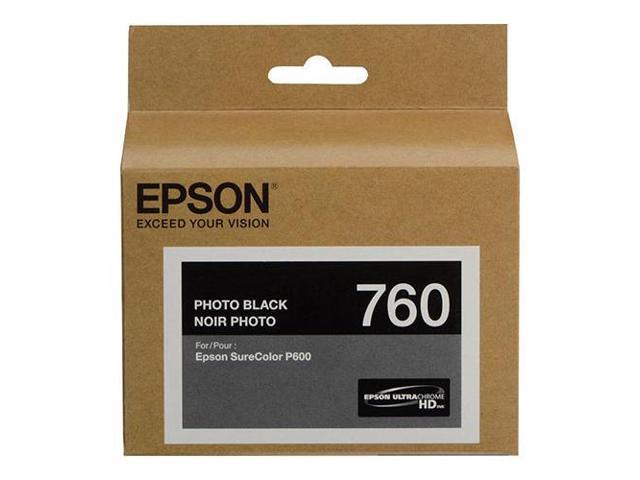 Epson America Printer - Ink Cartridges                                     Photo Black