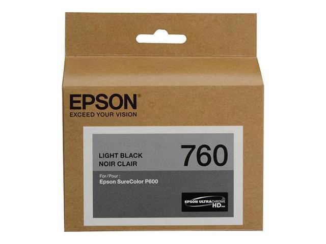 Epson America Printer - Ink Cartridges                                     Light Black