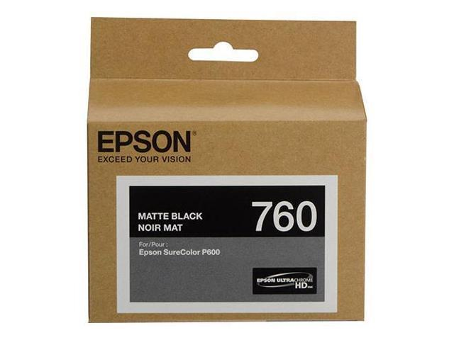 Epson America Printer - Ink Cartridges                                     Matte Black