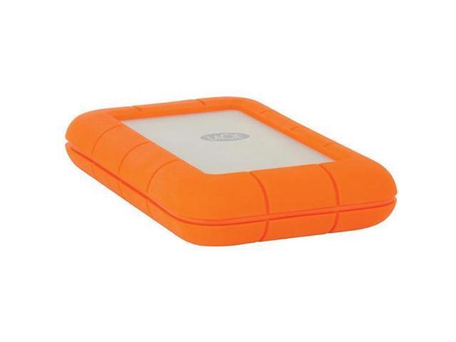 LaCie Rugged Thunderbolt 1TB Thunderbolt & USB 3.0 Portable External Solid State Disk