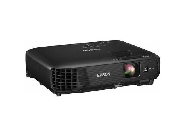 Epson PowerLite 1224 XGA 3LCD Projector, 3200 Lumens, 1024 x 768 #V11H720120