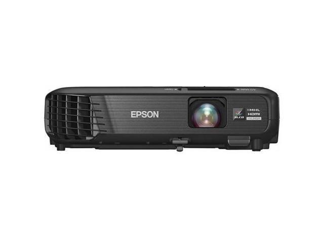 Epson PowerLite 1284 Wireless WUXGA 3LCD Projector, 3200 Lumens, 1920 x 1200