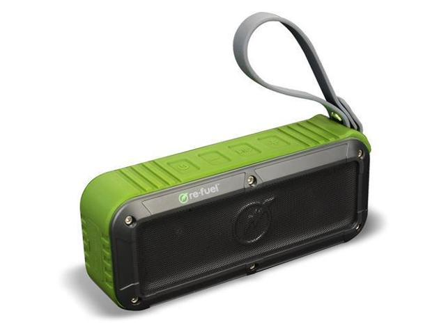 DigiPower Re-Fuel XT2 Dual IPX5 Outdoor Bluetooth Speaker, Single #RF-XT2