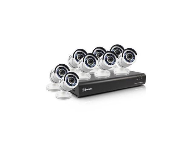 Swann DVR8-4500 8 Channel 1080p DVR System with 2TB HDD, 8x PRO-T855 Cameras