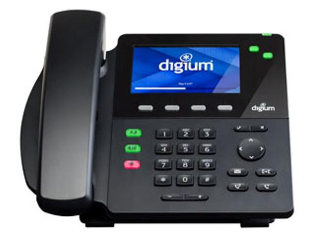 Digium D60 Phone (w/o power supply) (Icon)