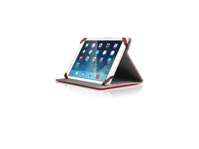 Aluratek Red Notebook Cases Model AUTC08FR