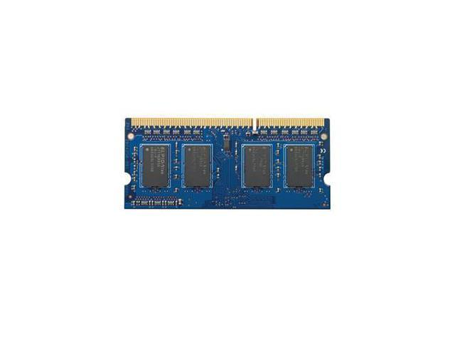 HP 8GB 204-Pin DDR3 SO-DIMM DDR3L 1600 (PC3L 12800) Unbuffered Memory Model H6Y77UT#ABA