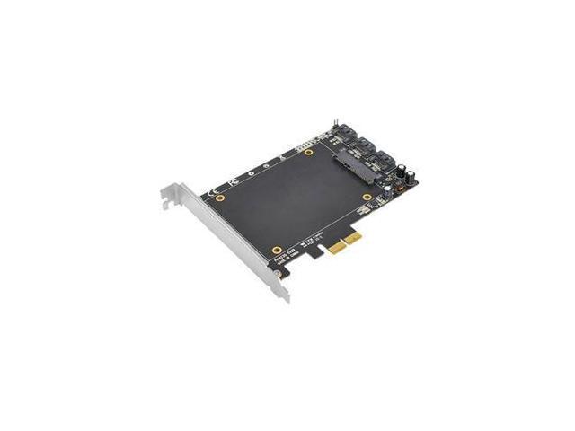 SATA 6Gb/s 3I + 1 SSD Hybrid PCIe