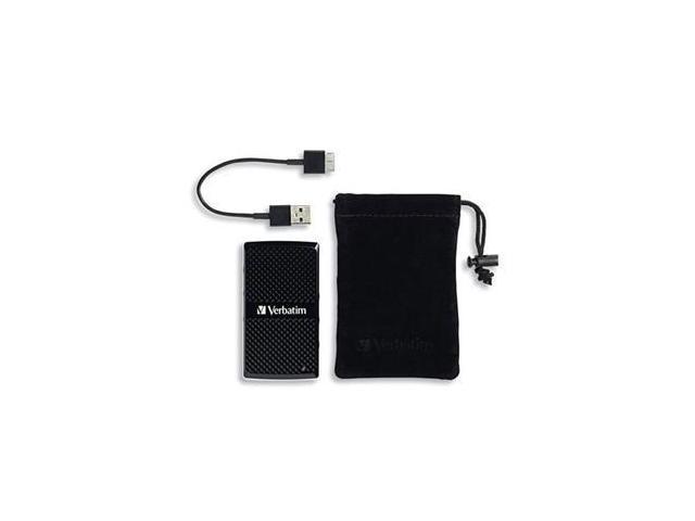 Verbatim Vx450 256GB mSATA USB 3.0 External SSD
