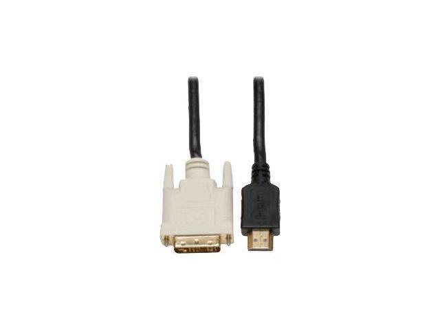Tripp Lite Gold video cable - HDMI / DVI - 3 ft