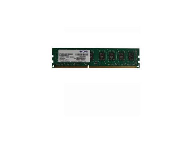 Patriot Memory Home Audio                                                   Model PSD34G16002