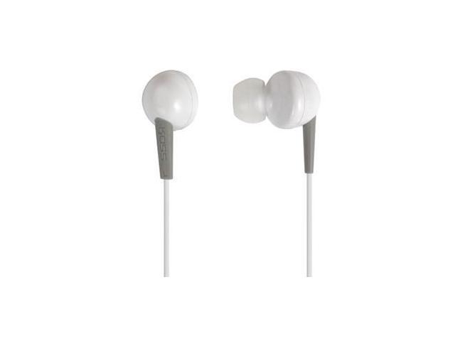 Earbud In Ear Bud White