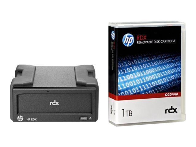 Hp Rdx Removable Disk Backup System Rdx Drive