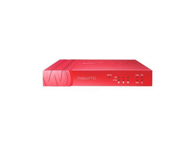 WatchGuard Firebox T10-W - security appliance