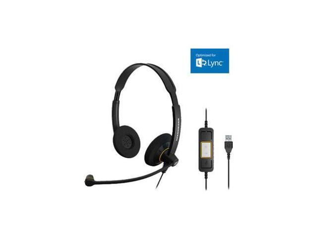 Stereo UC Headset for Lync