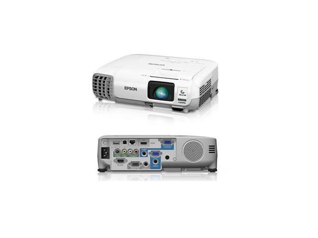 EPSON V11H690020 1280 x 800 3000 lumens LCD Projectors 10,000:1