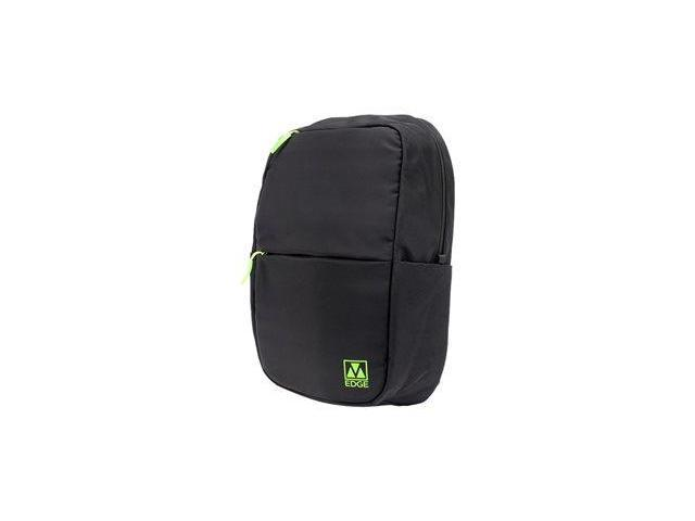 M-Edge BPK-MT-N-BL Tech Backpack With Batt Blk