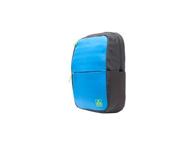 M-Edge BPK-MT-N-AL Tech Backpack With Batt Grey/Blue