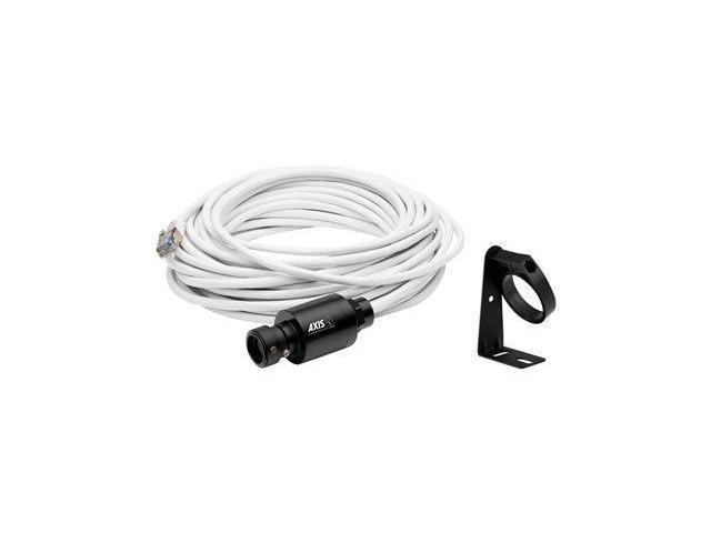 AXIS F1015 Sensor Unit - Network surveillance camera - color - 1920 x 1200 - fixed iris - vari-focal - audio - 10/100 - MPEG-4, MJPEG, H.264