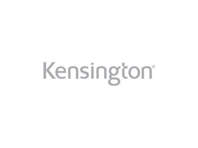 Kensington - Surge protector - AC 120 V - output connectors: 6 - black