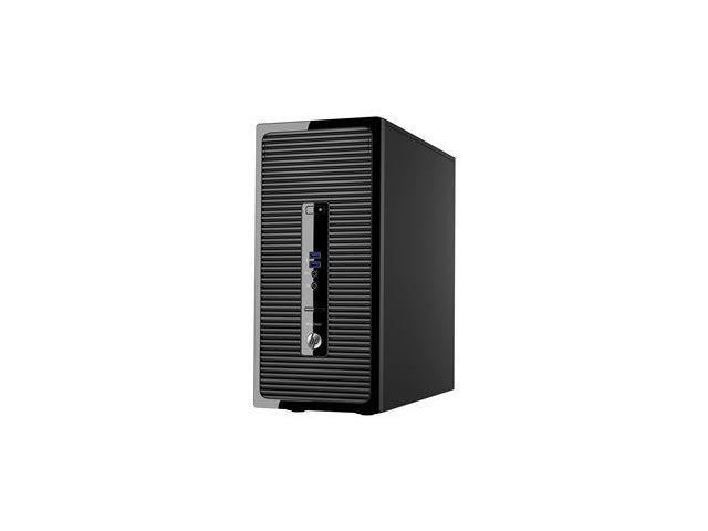 HP Desktop PC ProDesk 400 G3 (V0C44UT#ABA) Intel Core i3 6th Gen 6100 (3.70 GHz) 4 GB DDR4 500 GB HDD Intel HD Graphics 530 Windows 7 Professional 64-Bit (Windows 10 Pro downgrade)