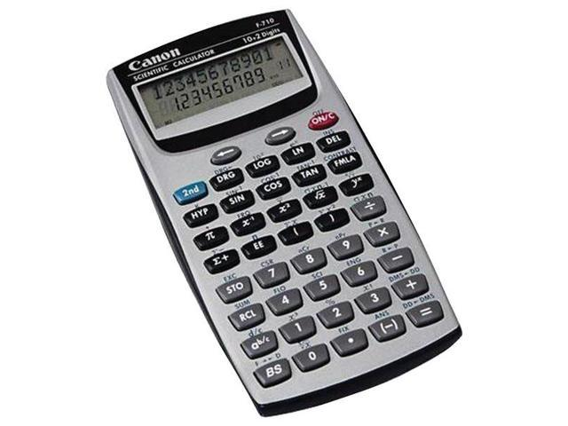 CANON 9823B001 F-605 Scientific Calculator