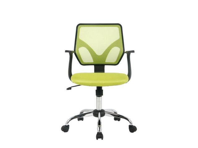 VIVA OFFICE Mid-Back office chair, Mesh Computer chair, Multi-Colored