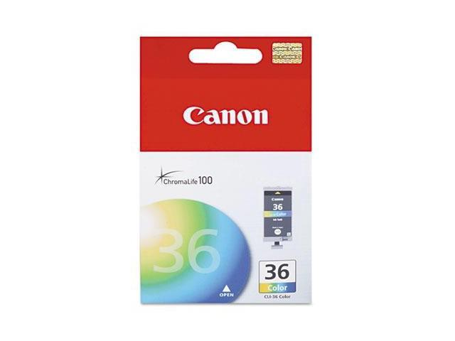 Color Ink Cartridge for Canon CLI36 PIXMA iP100, Genuine Canon Brand