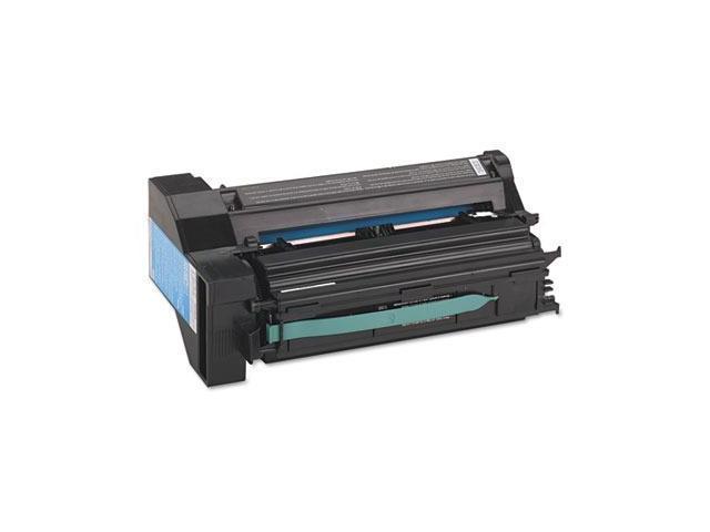 InfoPrint Solutions Return Program High Yield Cyan Toner Cartridge