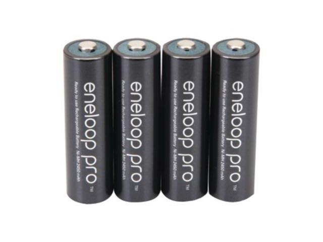 Panasonic PANASONIC BK-3HCCA4BA eneloop XX Batteries (AA; 4 pk) SPKBK3HCCA4BA