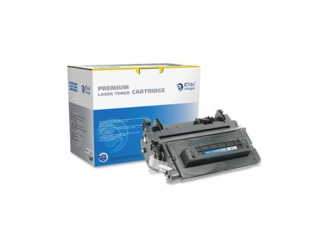 Elite Image Toner Cartridge - Remanufactured for HP (CE390A) - Black ELI75813