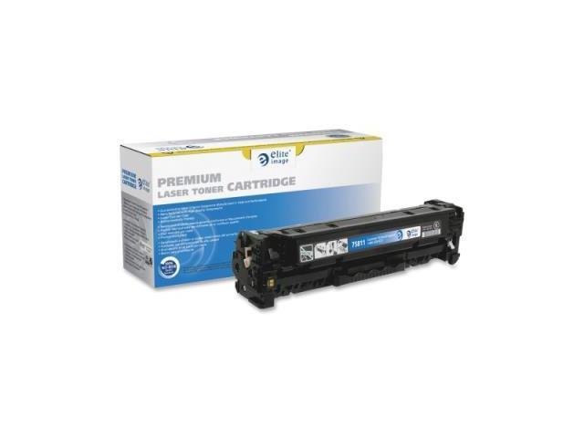 Elite Image Toner Cartridge - Remanufactured for HP (CE410A) - Black ELI75811