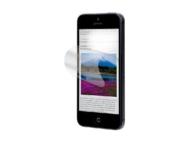 3m 3M Natural View Anti-Glare Screen Protector Apple iPhone 5/5s/5c MMMNVAG82...