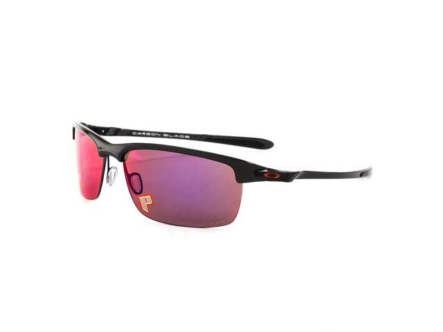 oakley prizm polarized carbon blade