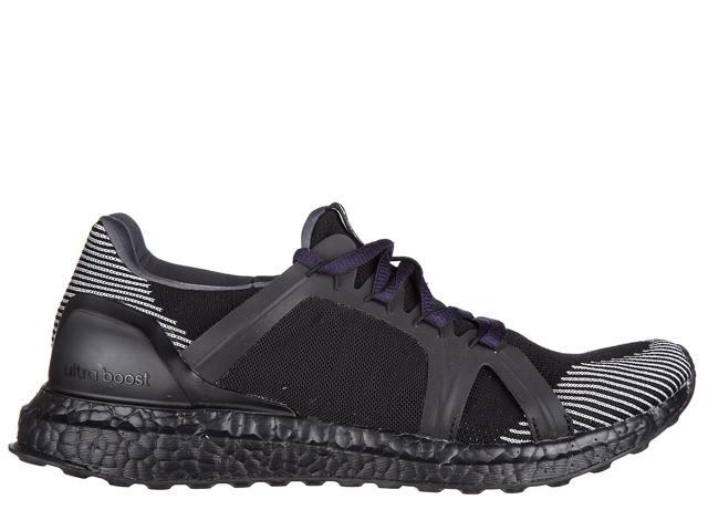 ADIDAS BY STELLA MCCARTNEY WOMEN'S SHOES TRAINERS SNEAKERS  ULTRA BOOST RUNNING BLACK